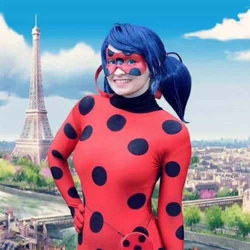 Animazione Festa a Tema Ladybug