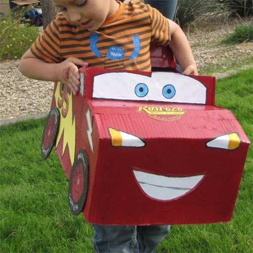 Animazione bambini per festa di compleanno a tema cars