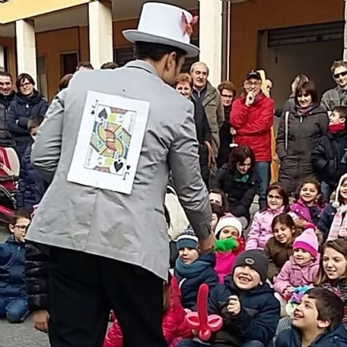Spettacolo di Magia per Bambini