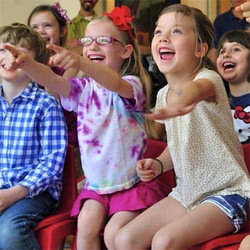 Festa Magica per bambini