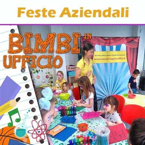 copertina dei servizi 'Animazione per Bambini in Eventi Aziendali'