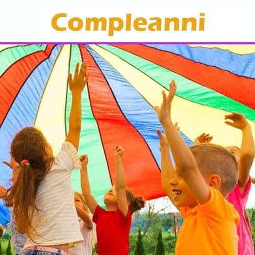 copertina dei servizi 'Animazione per Bambini in Feste di Compleanno'