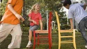 Giochi di animazione per feste di bambini, un esempio