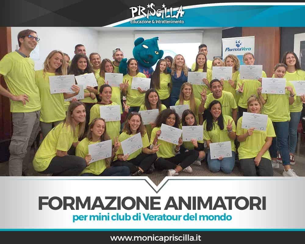 Corso per Diventare Animatori per Bambini